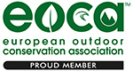 Force Sportswear, proud member of the European Outdoor Conservation Association
